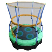 Skywalker Lily Pad 3.3' Trampoline w/ Enclosure