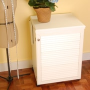 Arrow Sewnatra Sewing Cabinet; White