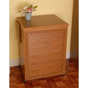 Arrow Sewnatra Sewing Cabinet; Oak