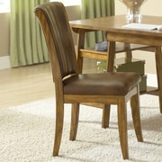 Hillsdale Parkglen Leather Desk Chair