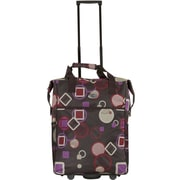 CalPak The Big Eazy Geometric Shopping Tote