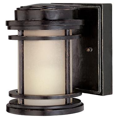 Dolan Designs La Mirage 1-Light Outdoor Wall Lantern
