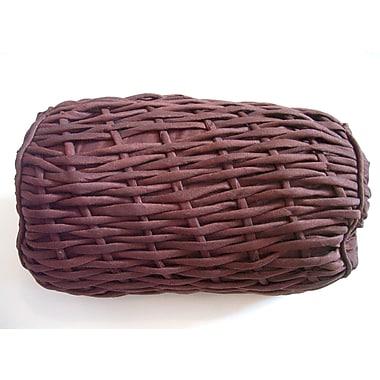 AV Home AV Home Rope Bolster Pillow; Chocolate