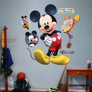 Fathead Disney Mickey Mouse Clubhouse Wall Decal