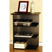 Home Concept Magazine Rack Chairside End Table