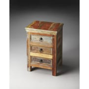 Butler Artifacts Arya Rustic Accent Chest