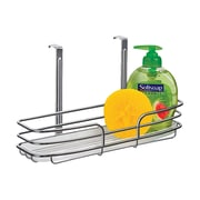 Lynk Cabinet Single Shelf Over Door Organizer with Molded Tray