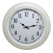 nexxt Design Everett 20'' Round Wall Clock