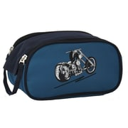 Obersee O3 Kids Motorcycle Toiletry and Accessory Bag