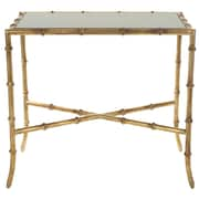 Safavieh Chandler Console Table; Glass
