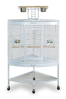 Prevue Hendryx Play Top Small Bird Cage WYF078276227261