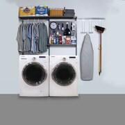 Triton Products Storability 96''W x 32''H Laundry Storage System