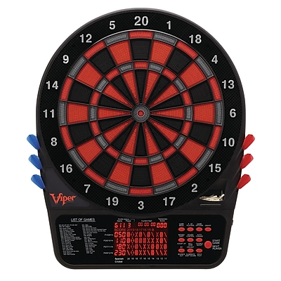 GLD Products Viper 800 Electronic Dartboard