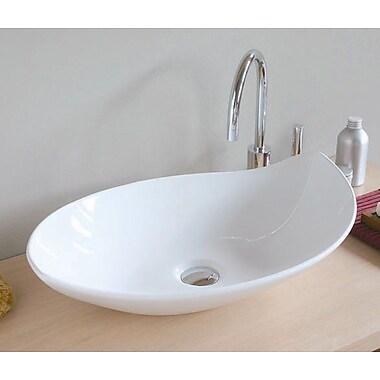 WS Bath Collections Ceramica Bathroom Sink