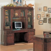 Wildon Home   Youngtown Executive Desk w/ Hutch
