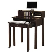 Wildon Home   Hartland Writing Desk w/ Hutch