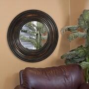 Howard Elliott Canton Round Mirror