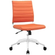 Modway Jive Mid-Back Task Chair; Orange