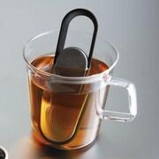 Kinto Loop Tea Strainer; Black