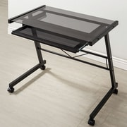 Wildon Home   Computer Desk; Black