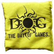 The Day of Games Recreational Cornhole Bags (Set of 8)