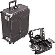 Sunrise Cases Professional Rolling Makeup Studio Case