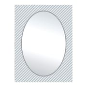 Decor Wonderland Allegro Modern Wall Mirror
