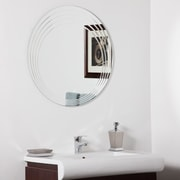 Decor Wonderland Bryn Modern Wall Mirror