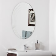 Decor Wonderland Hanna Modern Wall Mirror
