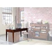 Hooker Furniture Danforth Computer Desk with Keyboard Tray