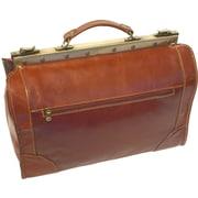 Floto Imports Positano 18'' Leather Travel Duffel