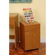 Arrow Suzie Sidekick Storage Cabinet; Oak