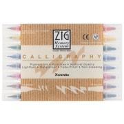 Zig Calligraphy Marker (8 Pack)