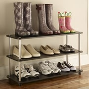 ClosetMaid 3 Tier Shoe Organizer