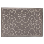 Hokku Designs Nepal Grey Area Rug; 8'3'' x 11'6''