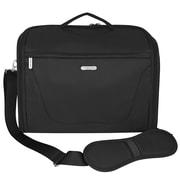 Travelon Messenger Bag; Black