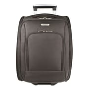 Travelon 18'' Rolling Underseat Bag; Black