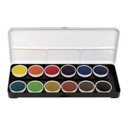 Finetec Transparent Watercolor Paint (Set of 12)