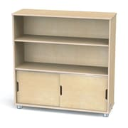 Jonti-Craft TrueModern Two-Shelf 36'' Bookcase