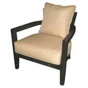 Jeffan Mamboo Fabric Arm Chair