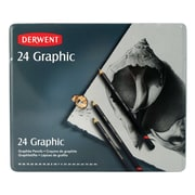 Derwent Graphic Drawing Pencil (Set of 24)