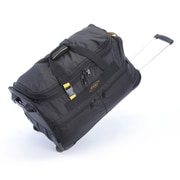 A.Saks Expandable 25'' 2-Wheeled Travel Duffel
