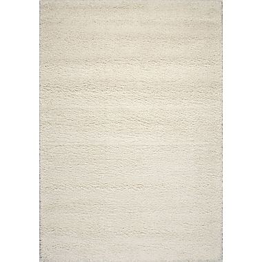 Kalora Opus Luxurious Beige Area Rug; 5'3'' x 7'7''
