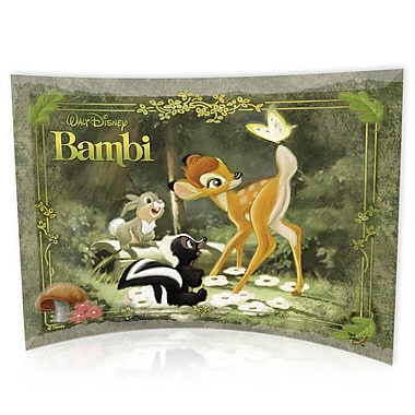 Trend Setters Bambi (Bambi and Butterfly) Vintage Advertisement