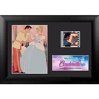 Trend Setters Cinderella Mini FilmCell Presentation Framed Vintage Advertisement