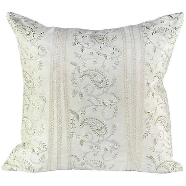 Design Accents Velvet Throw Pillow