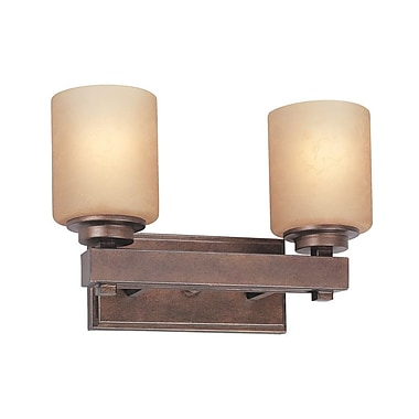 Dolan Designs Sherwood 2 Light Vanity Light