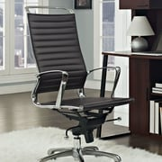 Modway Tempo High-Back Executive Office Chair; Brown