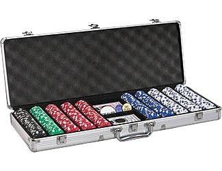 Cuestix Poker 500 Chip Dealer Pack WYF078275901842
