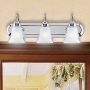 Westinghouse Lighting 3 Light Bathroom Vanity Light